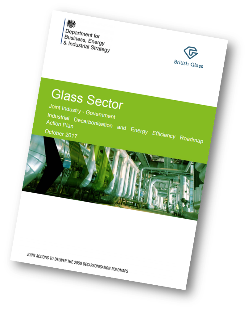 UK glass industry Decarbonisation action plan