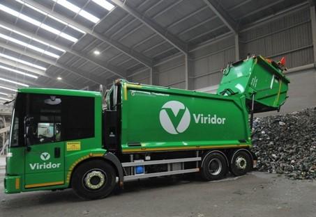 Viridor upgrades Newhouse facility