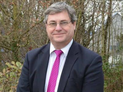 British Glass CEO Dave Dalton
