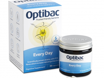 Optibac Probiotics Swaps Plastic Pots for Beatson Clark's Amber Glass Jars