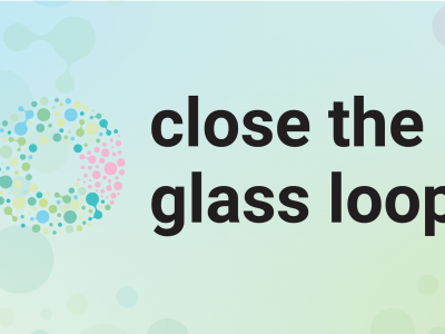 Close the Glass Loop Launched with 90% Glass Collection Target