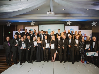 All of the winners from the Glass Focus Awards 2019
