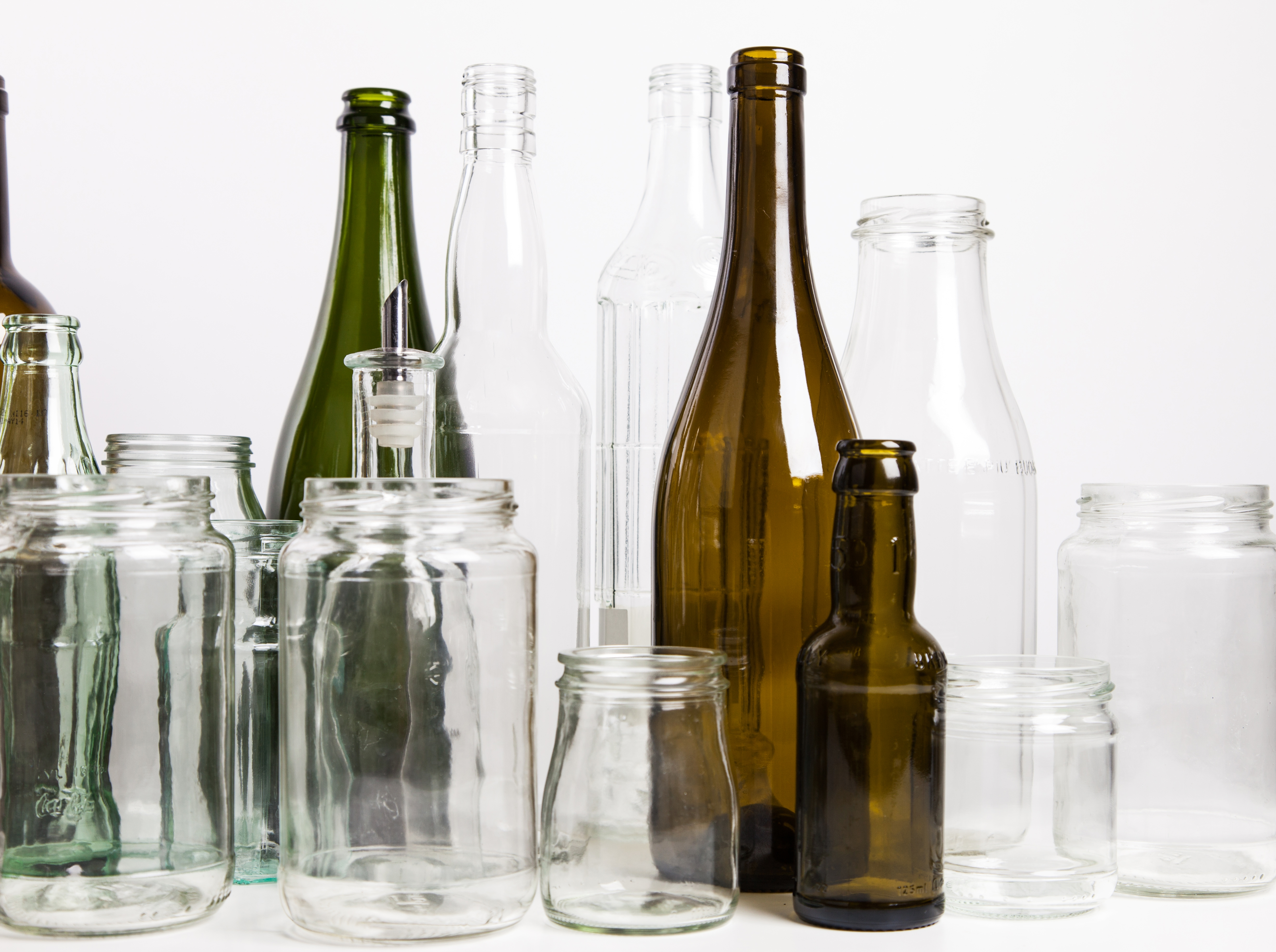 Glass collection rates across Europe have risen to a record 76%