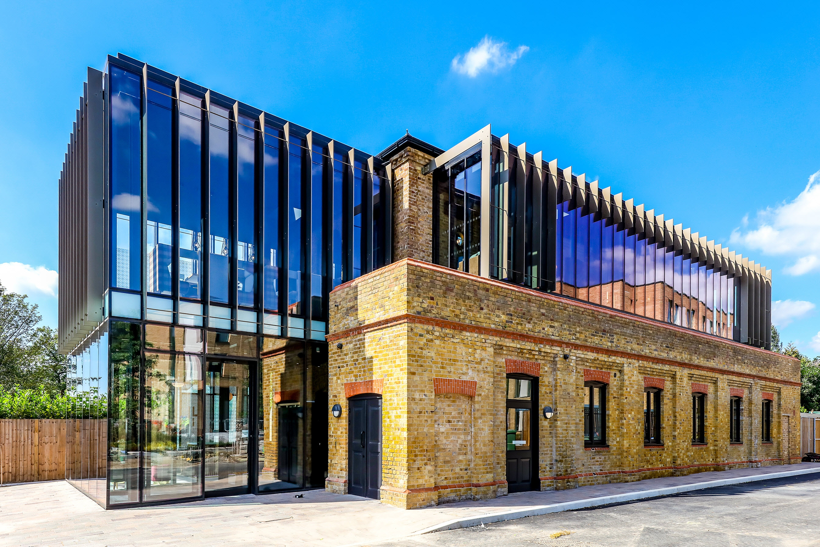 Pilkington UK help with renovation at private student accommodation for University of London students