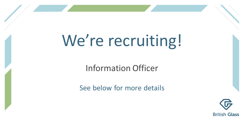 We have an exciting vacancy for an Information Officer to join the team at British Glass
