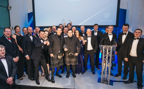 All the winners at the Glass Focus Awards 2018