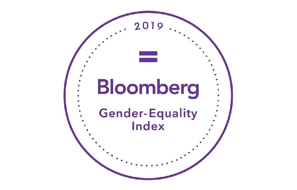 The Bloomberg Gender-Equality Index logo