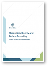 Streamlined energy and carbon reporting guidance