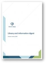Library Digest - autumn/winter 2019