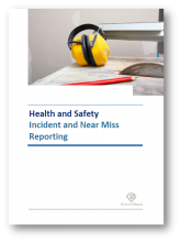 Incident and near miss reporting guidance