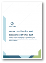 Cover image of Waste classification and assessment of filter dust