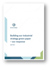 BG response to industrial strategy green paper