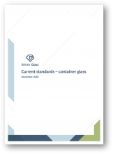 Current standards - container glass - Dec 2020 cover