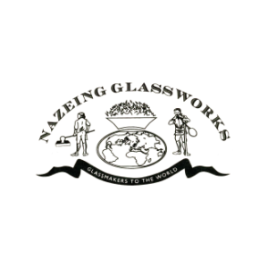 Nazeing Glassworks logo