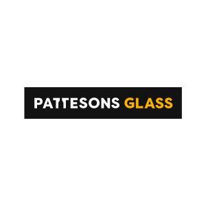 Pattesons Glass logo