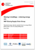 Glazing in buildings – reducing energy use – NEF glazing supply chain group